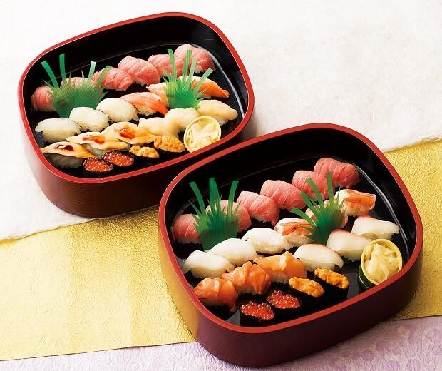 特選にぎり寿司[二皿]