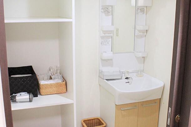 3F 親族控室洗面所