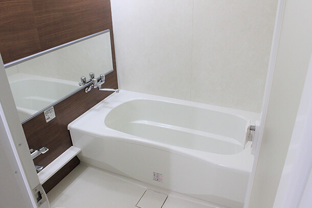 3F 親族控室浴室