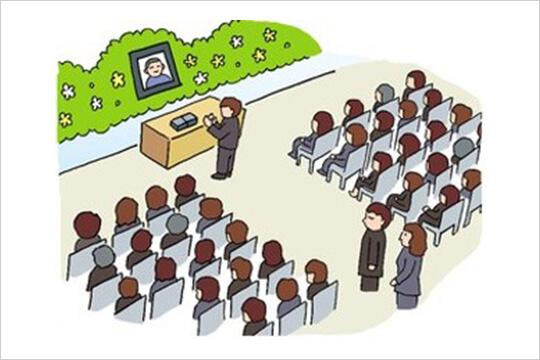 通夜・告別式で行う葬儀