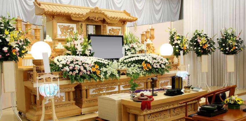 葬儀の花は主に4種類