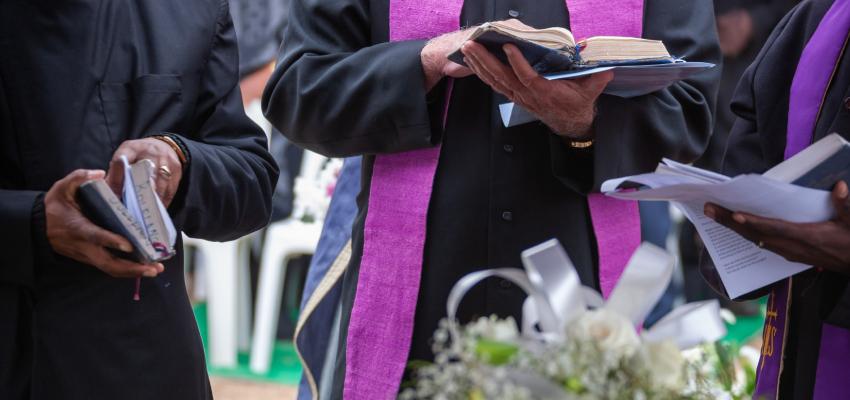 カトリックにおける葬儀の流れ