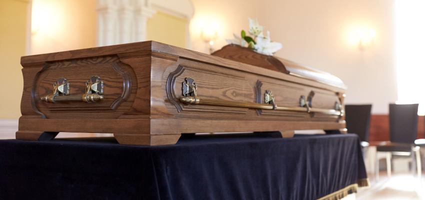 プロテスタントにおける葬儀の流れ