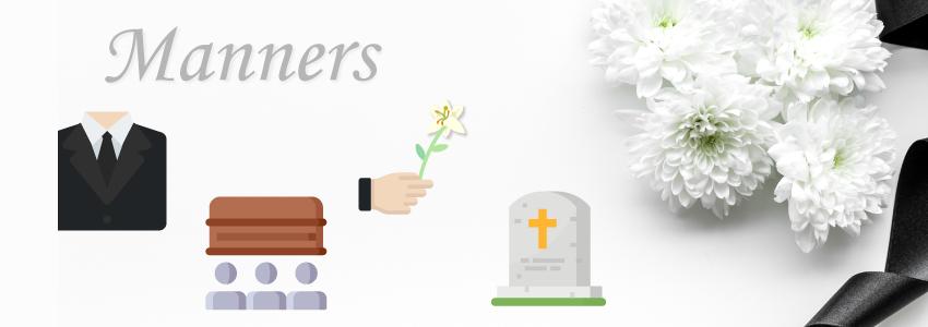 キリスト教の葬儀で覚えておくべきマナー
